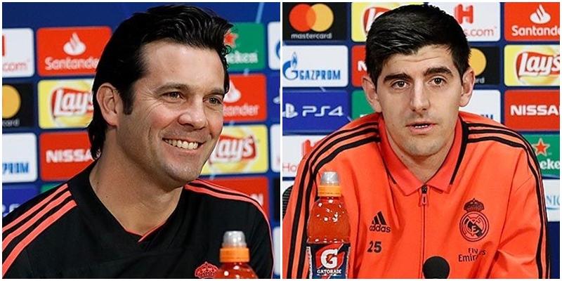 VÍDEO | Rueda de prensa de Santiago Hernán Solari y Thibaut Courtois previa al partido ante el Ajax