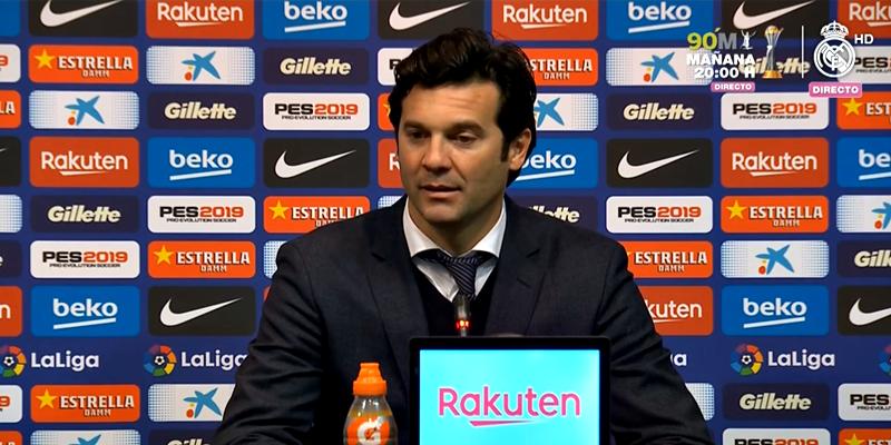 VÍDEO | Rueda de prensa de Santiago Hernán Solari tras el partido ante el FC Barcelona