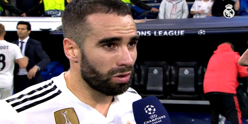 VÍDEO | Declaraciones | Post partido | Real Madrid vs Ajax | UCL | 1/8 Final | Vuelta