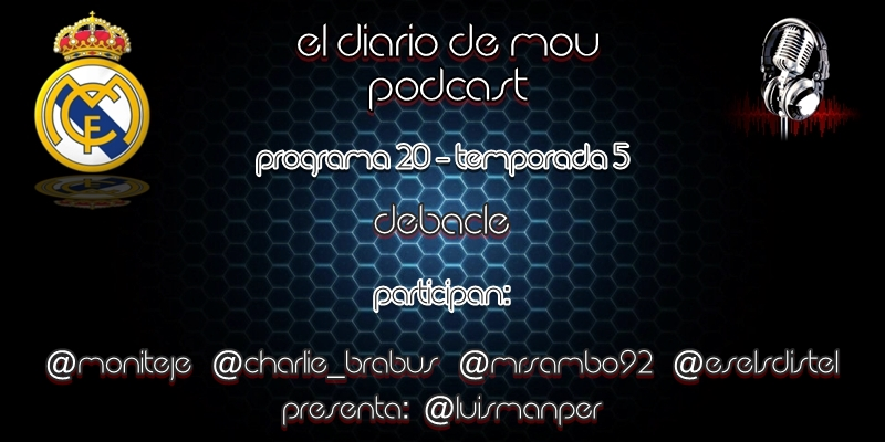 PODCAST   5×20 – Debacle