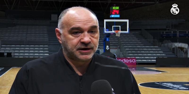 DECLARACIONES | Pablo Laso: «Si perdemos 17 balones y fallamos 9 tiros libres el partido es difícil de ganar»