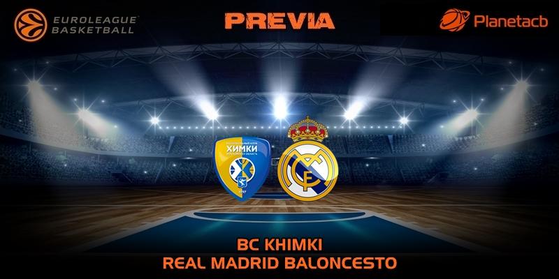 PREVIA | Khimki vs Real Madrid | Euroleague | Jornada 26