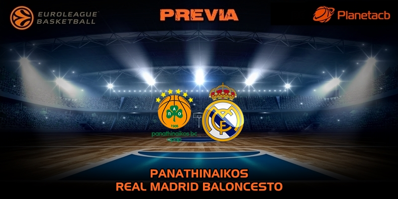 PREVIA | Panathinaikos vs Real Madrid | Euroleague | Jornada 29