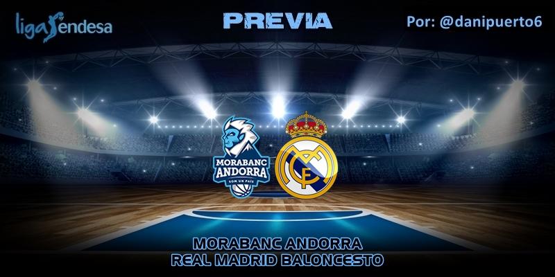 PREVIA | Morabanc Andorra vs Real Madrid | Liga Endesa | Jornada 21