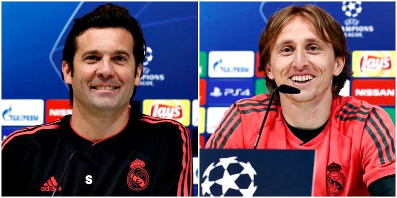 VÍDEO | Rueda de prensa de Santiago Hernán Solari y Luka Modric previa al partido ante el Ajax
