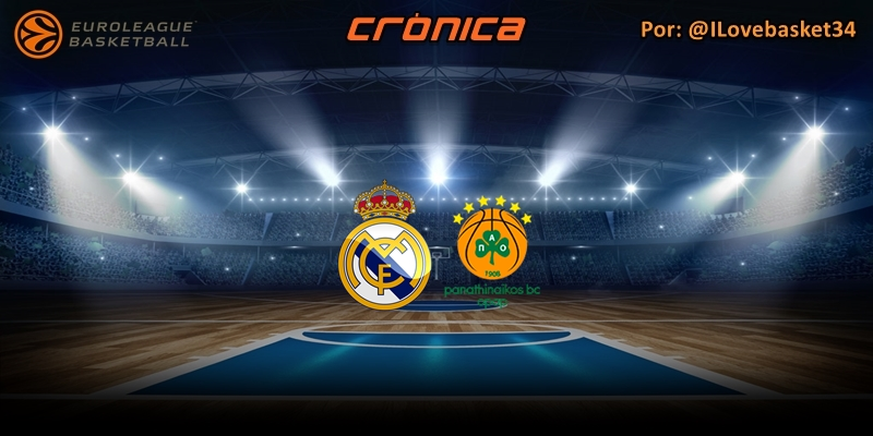 CRÓNICA | Real Madrid 78 – 63 Panathinaikos | Euroleague | Playoff | Round 2