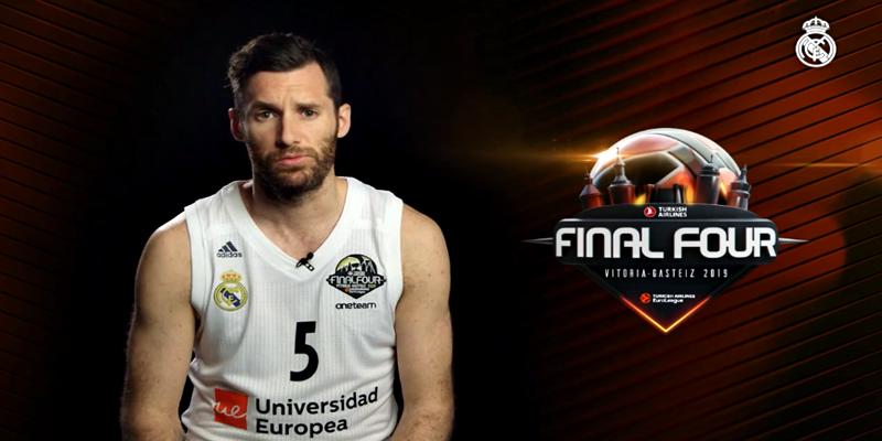VÍDEO | Rudy Fernández: «Tenemos que ir a Vitoria a disfrutar y a dar nuestro mejor baloncesto»