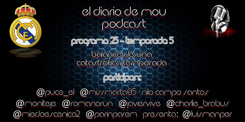PODCAST | 5×25 – Balance de una catastrófica temporada