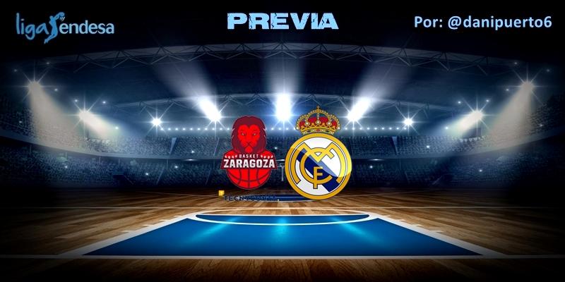 PREVIA | Tecnyconta Zaragoza vs Real Madrid | Liga Endesa | Jornada 32