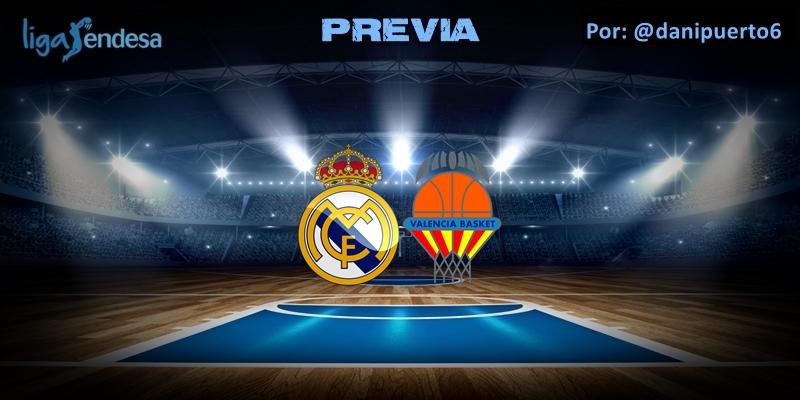 PREVIA   Real Madrid vs Valencia Basket   Liga Endesa   Jornada 33