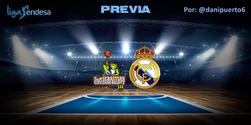 PREVIA | Delteco Gipuzkoa Basket vs Real Madrid | Liga Endesa | Jornada 34