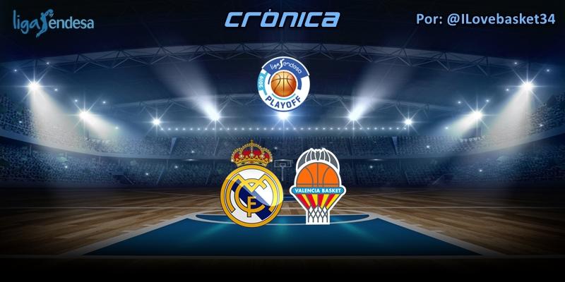 CRÓNICA | La tormenta perfecta: Real Madrid 94 – 72 Valencia Basket
