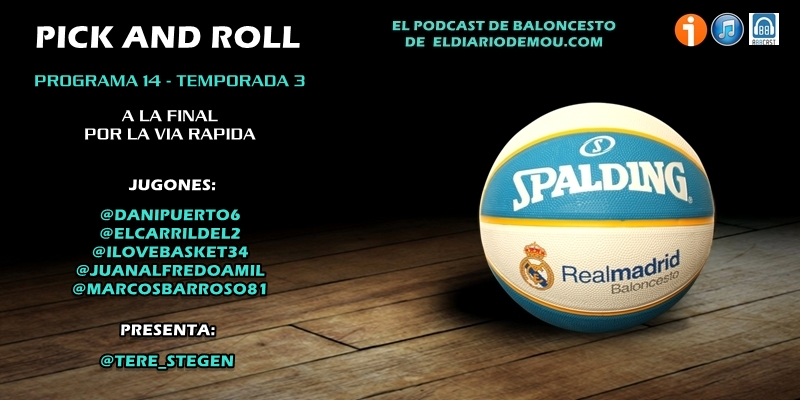 PODCAST | 3×14 – A la final por la via rapida