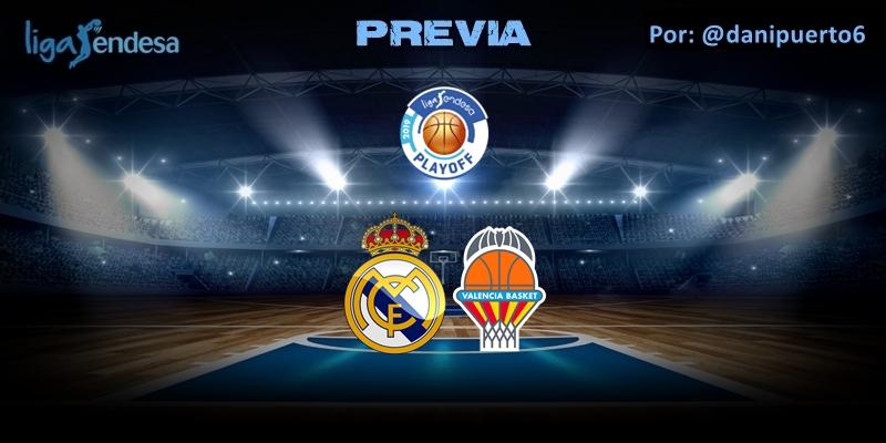 PREVIA   Real Madrid vs Valencia Basket   Liga Endesa   Playoff   Semifinal