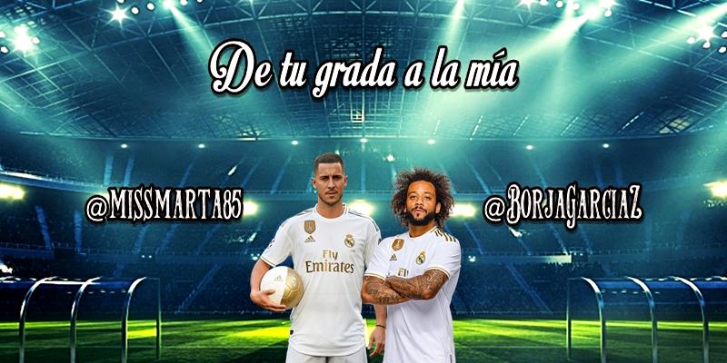 DE TU GRADA A LA MÍA | ¿Te están pareciendo bien las altas y bajas del Real Madrid?
