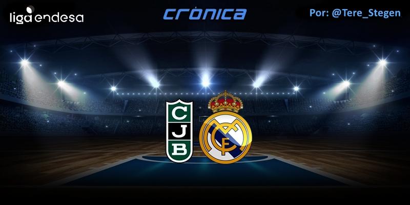 CRÓNICA   La historia de un partido sin mucha historia: Club Joventut Badalona 69 – 88 Real Madrid
