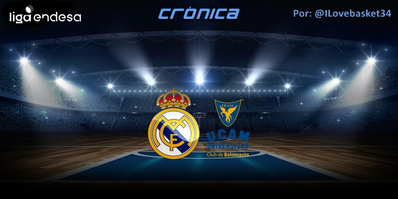 CRÓNICA | Con Garuba y a lo loco: Real Madrid 97 – 69 UCAM Murcia
