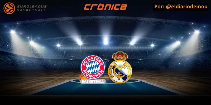 CRÓNICA | Pesadilla: Bayern Munich 95 – 86 Real Madrid
