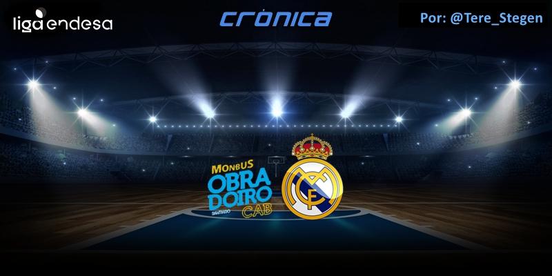 CRÓNICA | Conquista del Fontes do Sar: Monbus Obradoiro 76 – 83 Real Madrid