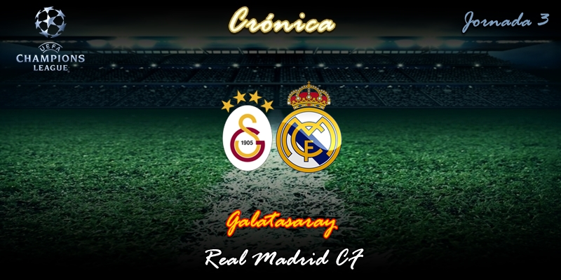 CRÓNICA | Escopetas de feria: Galatasaray 0 – 1 Real Madrid