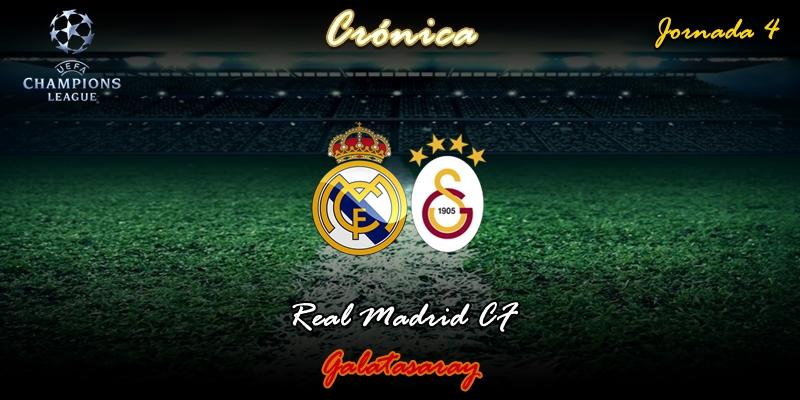 CRÓNICA | Cascarón roto: Real Madrid 6 – 0 Galatasaray