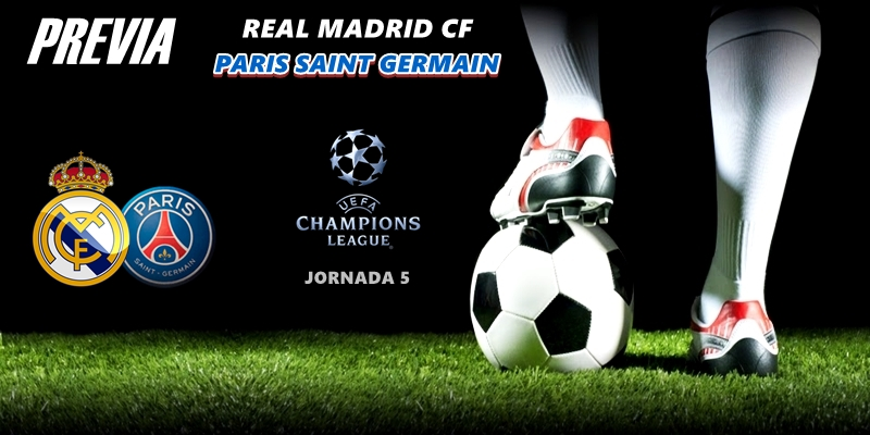 PREVIA   Real Madrid vs Paris Saint Germain: El futuro deseado