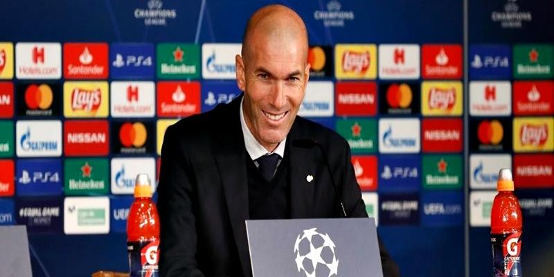 VÍDEO | Rueda de prensa de Zinedine Zidane tras el partido ante el Galatasaray