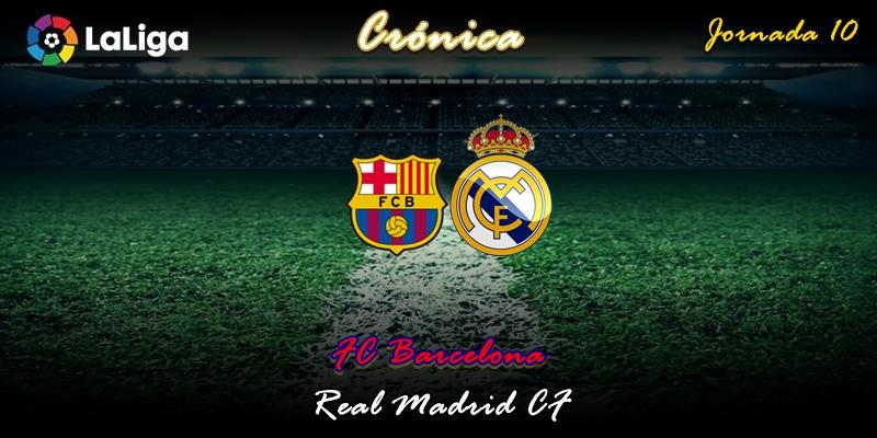 CRÓNICA | De conquistas y atracos:  FC Barcelona 0 – 0 Real Madrid