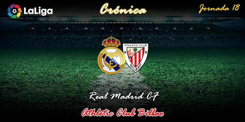 CRÓNICA | Pólvora mojada, apreciaciones sesgadas y palos: Real Madrid 0 – 0 Athletic Club Bilbao
