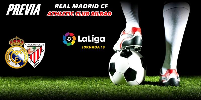 PREVIA | Real Madrid vs Athletic Club Bilbao: Un clásico tras el Clásico
