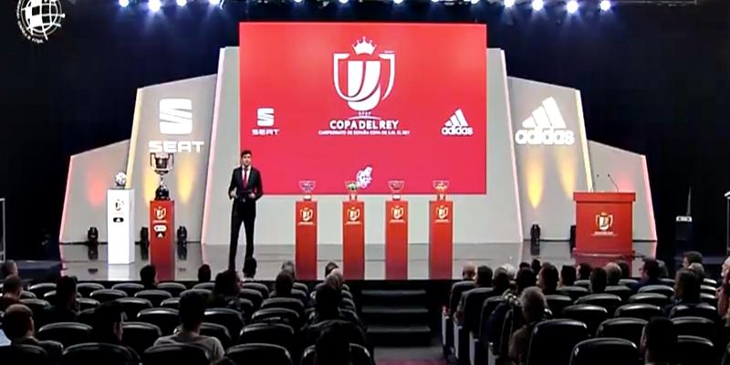 NOTICIAS | El Real Madrid se enfrentara al Real Zaragoza en octavos de final de la Copa del Rey