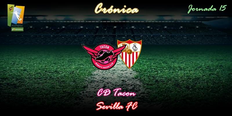 CRÓNICA   Feliz 2020: CD Tacon 5 – 1 Sevilla