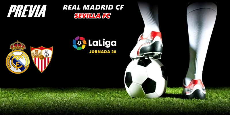 PREVIA   Real Madrid vs Sevilla: El pasillo de los valores