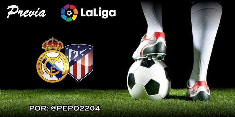 PREVIA   Real Madrid vs Atlético de Madrid: Derbi de entre Copa
