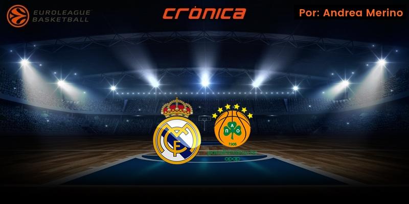 CRÓNICA | Real Madrid 96 – 78 Panathinaikos