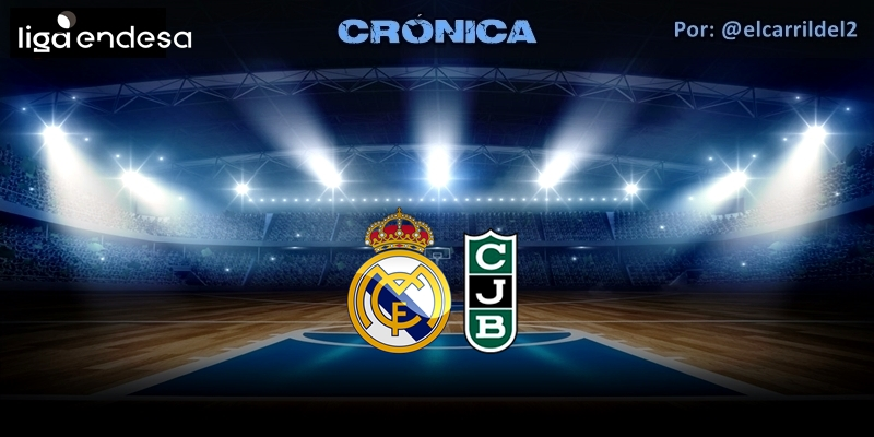 CRÓNICA   Se exige seriedad: Real Madrid 83 – 86 Joventut