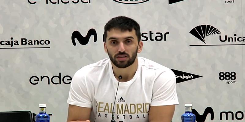 VÍDEO   Rueda de prensa de Pablo Laso y Facundo Campazzo tras el partido ante Valencia Basket