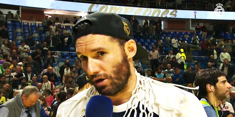 VÍDEO   Declaraciones de los jugadores del Real Madrid tras la final de la Copa del Rey