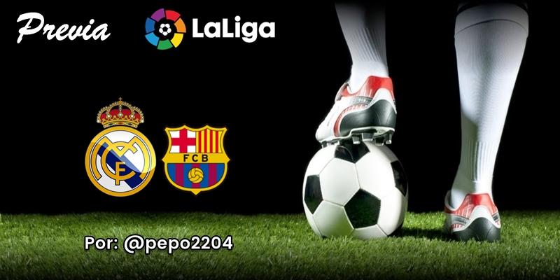 PREVIA   Real Madrid vs FC Barcelona: El recurso del informático