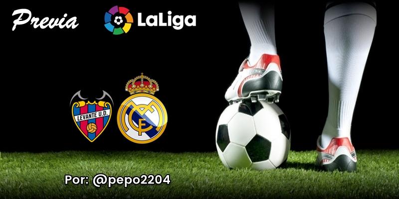 PREVIA | Levante vs Real Madrid: Navegar en aguas revueltas