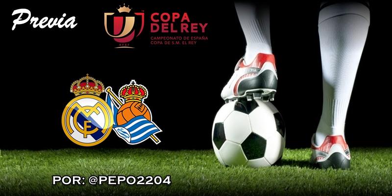 PREVIA   Real Madrid vs Real Sociedad: Jugarse los cuartos