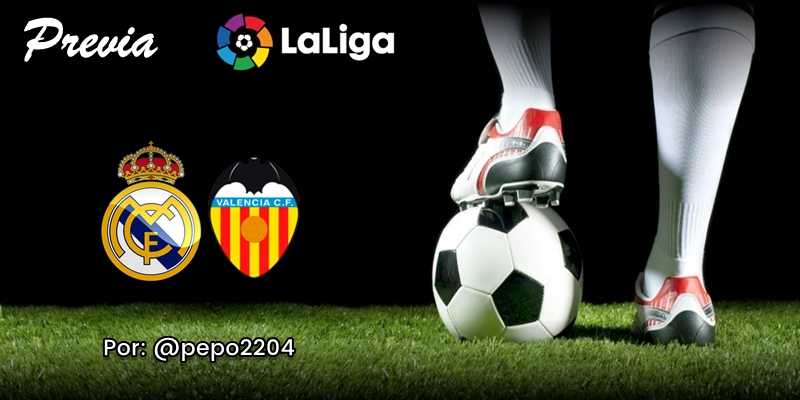 PREVIA | Real Madrid vs Valencia: Lágrimas