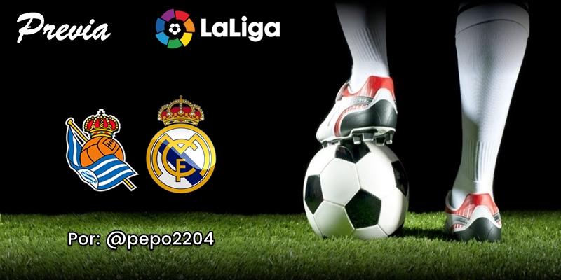 PREVIA | Real Sociedad vs Real Madrid: La hora de los machos