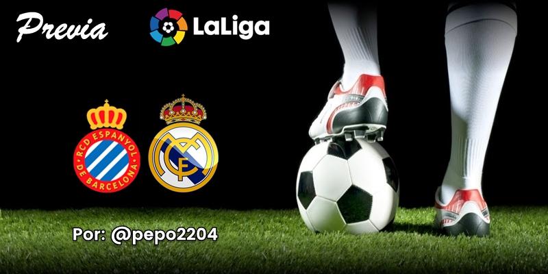 PREVIA   RCD Espanyol vs Real Madrid: Incómodo visitante