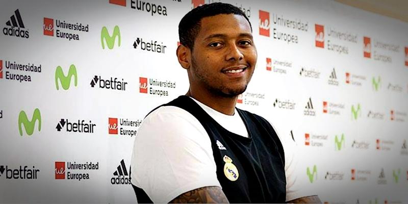 NOTICIAS | Trey Thompkins amplia su contrato con el Real Madrid
