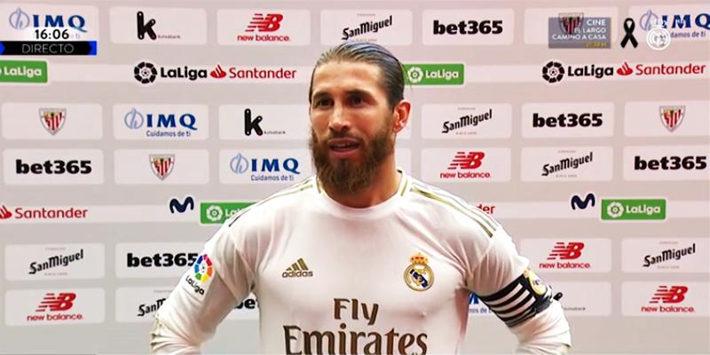 VÍDEO | Declaraciones post partido | Athletic Club Bilbao vs Real Madrid | LaLiga | Jornada 34