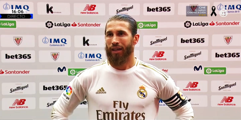 VÍDEO | Declaraciones post partido | Athletic Club Bilbao vs Real Madrid | LaLiga | Jornada 34