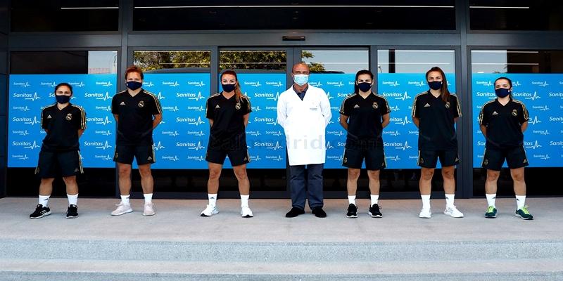 NOTICIAS   El Real Madrid Femenino inicia la pretemporada