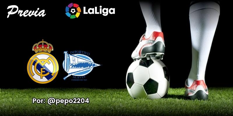 PREVIA | Real Madrid vs Deportivo Alavés: Llora el periquito, pía la cotorra y vuela el Madrid