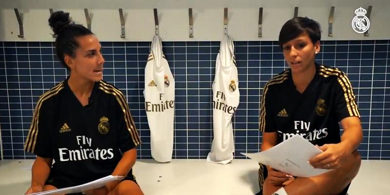 VÍDEO   Ask The Players: Marta Cardona & Marta Corredera
